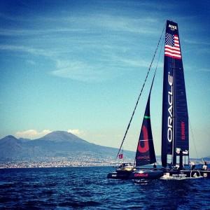 Vela, XXXIV Coppa America a Napoli: Oracle in finale 'match race'