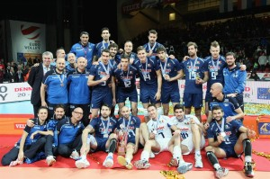Albo d'oro campionato europeo volley maschile