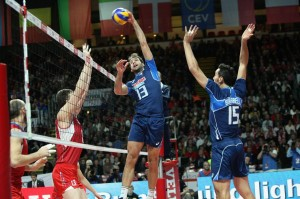 VOLLEY MASCHILE GRAND CHAMPIONS CUP 2013 Italia-Giappone 3-0