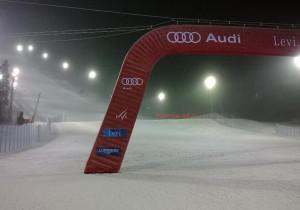 SCI COPPA DEL MONDO 2013-14 Slalom donne a Levi: Shiffrin vincente