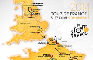 CICLISMO TERZA TAPPA TOUR DE FRANCE 2014 Kittel fa il bis a Londra