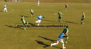 TREVISO OVEST, 2^ CATEGORIA GIRONE Q: SPINEDA AL PLAYOFF