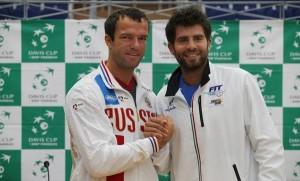 Risultati Davis 2015 Italia Russia e altri spareggi 18-19-20