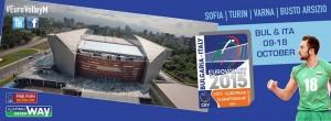Risultati Europei Volley 10-11 ottobre 2015 LIVE SCORE