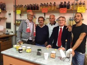 16 Ottobre 2015: Vinicio, l'ex bomber della Serie A