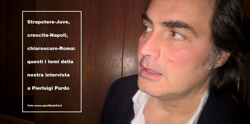 """Pardo (Mediaset): """"Fare la corsa su questa Juve è quasi impossibile"""