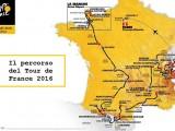 TOUR DE FRANCE 2016: trionfo del britannico Chris Froome / L'albo d'oro delle 103 edizioni della corsa ciclistica transalpina