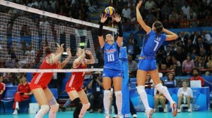 Volley Olimpiadi Rio 2016 Risultati Classifiche Donne torneo