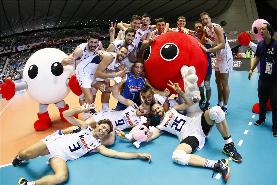 Calendario Volley Maschile.Calendario Volley Maschile Olimpiadi Rio 2016