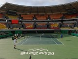 DIRETTA ONLINE TENNIS GIOCHI OLIMPICI 2016: RISULTATI DI 1° E 2° TURNO DEL TORNEO DI SINGOLARE MASCHILE E DI 1°, 2° TURNO E OTTAVI DI FINALE DELL'EVENTO DI SINGOLARE FEMMINILE. (Photo Olympic Tennis Centre: credits to https://www.facebook.com/ITFOlympicTennis/)