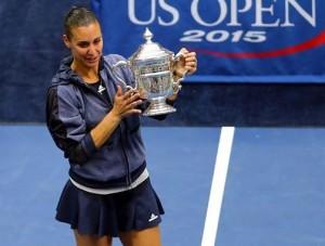 ALBO D'ORO US OPEN Tennis, vincitori e vincitrici del torneo