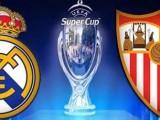 TABELLINO REAL MADRID SIVIGLIA 3-2 SUPERCOPPA UEFA 9 AGOSTO 2016 / ALBO D'ORO DELLA MANIFESTAZIONE: 24 SQUADRE VINCITRICI IN 41 EDIZIONI