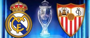 TABELLINO REAL MADRID SIVIGLIA 3-2 SUPERCOPPA UEFA