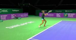 Risultati Masters Singapore 27 ottobre 2016 Wta Finals