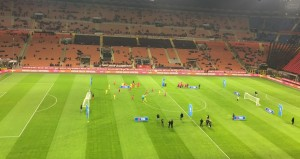 MILAN JUVENTUS 1-0 Cronaca Tempo Reale 22 ottobre 2016