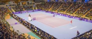 Risultato Garcia Alexandrova finale Limoges 2016 Wta