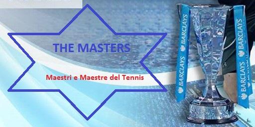 Albo d'oro MASTERS Tennis Atp-Wta Finals: vincitori e vincitrici dei tornei che dal 1970 ad oggi assegnano i titoli annuali ai Maestri della racchetta in ambito maschile e femminile nella specialità del singolare