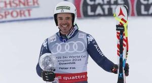 Albo d'Oro Discesa Libera Coppa del Mondo Sci Alpino