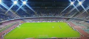 Napoli Fiorentina 1-0 Cronaca Coppa Italia 24 gennaio