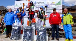 ALBO D'ORO CAMPIONATI ITALIANI SCI ALPINO: Vincitori