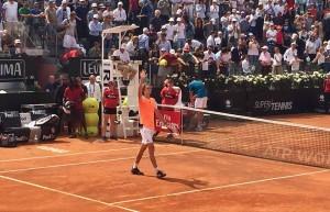 Risultato Djokovic Zverev finale Roma 2017 Internazionali
