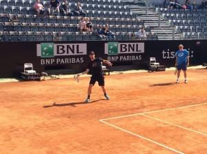 Tennis italico e glorie brevi (salvo smentite del campo)