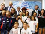"""Milano, 8 settembre 2018, sede CONI via Piranesi: presentazione progetto 2017-18 """"Quando la neve fa scuola"""" (Fonte foto: www.fisi.org)"""