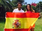 La nuova n° 1 al mondo in singolare è la spagnola Garbine Muguruza. Nella storia del tennis iberico la campionessa in carica di Wimbledon è la seconda giocatrice a raggiungere questo traguardo dopo Arantxa Sanchez, che ci è riuscita nel 1995. L'11 settembre 2017, però, passa alla storia anche per un altro motivo: per la prima volta due spagnoli (Rafa Nadal tra gli uomini e la Muguruza tra le donne) sono contemporaneamente al 1° posto dei rispettivi ranking (Atp e Wta) (Photo: credits to https://www.facebook.com/GarbiMuguruza/)