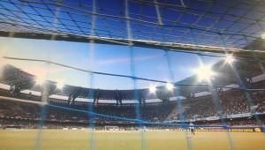 NAPOLI INTER 0-0 Cronaca azioni 21 ottobre 2017
