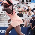 Sloane Stephens, vincitrice del torneo di singolare femminile Us Open 2017 (Photo: credits to https://www.facebook.com/Sloaneposts/ )