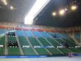 Diretta online risultati Atp Tokyo 2017 (In foto l'Ariake Coliseum, struttura nella quale si svolge il torneo giapponese e che, in caso di avverse condizioni meteo, può trasformarsi in campo indoor grazie al tetto con chiusura telecomandata. Image: credits to https://www.facebook.com/torayppo)