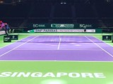 Risultati semifinali e finale Wta Finals Singapore Masters di singolare femminile 28-29 ottobre 2017. (Photo: credits to https://www.facebook.com/WTAFinalsSG?fref=photo)