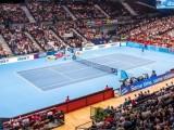 """Diretta Online torneo """"Erste Open Wien 2017"""". In foto la struttura in cui si disputa il torneo Atp di Vienna. (Photo: credits to https://www.facebook.com/ErsteBankOpen )"""