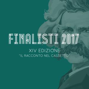 """Albo d'oro """"Il racconto nel cassetto"""" dal 2004 al 2017: vincitori"""