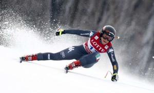 Risultati SuperG Val d'Isere 17 dicembre 2017 Sci