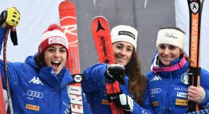 Doppiette e triplette italiane nella Coppa del Mondo di sci alpino / Tutte le imprese della Valanga Azzurra dalla stagione 1971-72 ad oggi