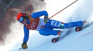 Albo d'oro gigante femminile Olimpiadi: le vincitrici