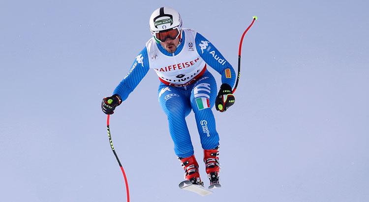 Risultati 3 prova discesa olimpica maschile 10 febbraio 2018 for Xxiii giochi olimpici invernali di pyeongchang medaglie per paese