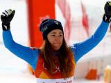 Risultati Discesa olimpica donne 21 febbraio 2018 Sci alpino Jeongseon-Pyeongchang / TRIONFO DI SOFIA GOGGIA. STORICA MEDAGLIA D'ORO PER L'ITALIA. Ecco l'ordine d'arrivo ufficiale