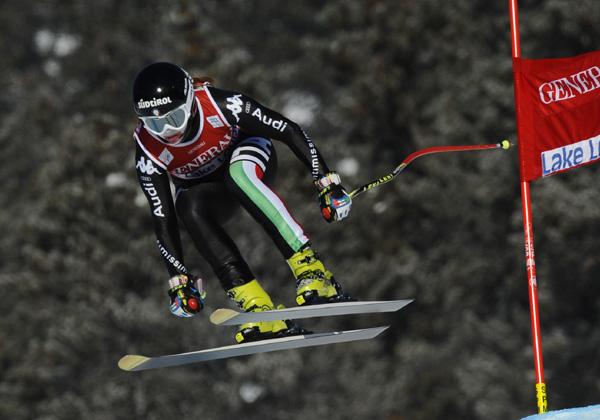 Risultati 2 prova discesa olimpica donne 19 febbraio 2018 for Xxiii giochi olimpici invernali di pyeongchang medaglie per paese