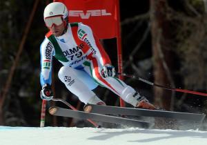 Nella specialità 'SuperG maschile dello sci alpino', l'Italia fino ad oggi non ha mai conquistato medaglie. (Fonte foto Matteo Marsaglia: credits to archivio 2014 http://www.fisi.org)