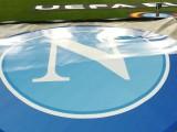 Diretta online testuale di Napoli-Lipsia, partita valevole per l'Andata dei sedicesimi di finale della Coppa Uefa Europa League 2017-18. (Foto stadio San Paolo: archivio calcio Sandro Sanna)