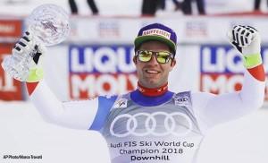Risultati Discesa Are uomini 14 marzo 2018 Sci alpino
