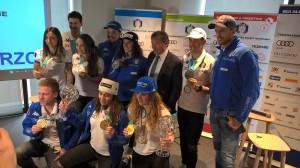 Sport invernali / Conferenza stampa Milano 28 marzo 2018