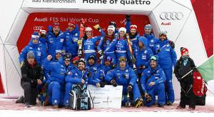 Sci Alpino 'Are' 14-15-16-17-18 marzo 2018 Finali