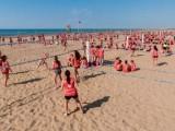 """Gite scolastiche 2018 sotto il segno della pallavolo / L'innovativo progetto si chiama """"Beach&Volley School"""" e ha, quali testimonal, gli Azzurri Andrea Lucchetta e Bebe Vio"""
