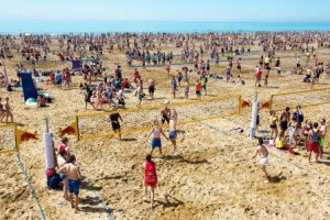 Mizuno Beach Volley Marathon 2018: a Bibione