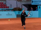 Diretta online risultati torneo di singolare femminile Wta Madrid 2018 semifinali e finale. (Photo archive: credits to https://www.facebook.com/mutuamadridopen/?fref=photo)