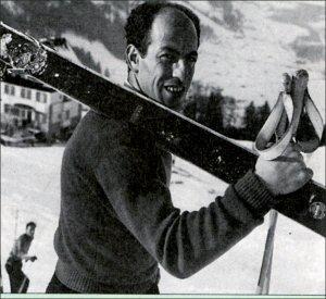 SCI ALPINO / Zeno Colò, 1° grande discesista italiano: