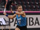 La rumena Simona Halep dal 26 febbraio scorso è saldamente nel ruolo di n° 1 del ranking di singolare. (Foto archivio: credits to https://www.facebook.com/simonahalep/ )